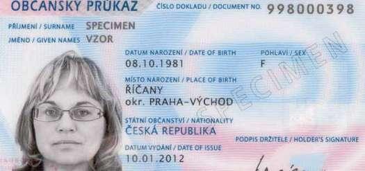 Půjčky na občanský průkaz