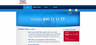 Smartpujcka.cz půjčky a úvěry